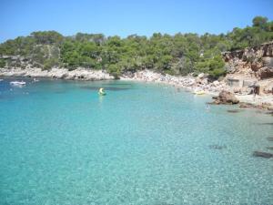 Calas Salada at Ibiza