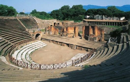 teatro pompei