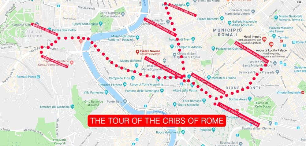mappa_itinerario